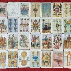 Barajas de cartas: JUEGO DE CARTAS. NAIPE HISTÓRICO IBERO AMERICANO. FOURNIER. 40 CARTAS. 1929. . Lote 177472013
