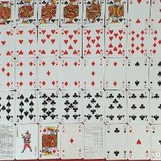 Barajas de cartas: BARAJA DE NAIPES DE 52 CARTAS. BRIDGE Y CANASTA. PAISES BAJOS. SIGLO XX.. Lote 177571702