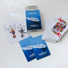 Barajas de cartas: BARAJA DE POKER BRITTANY FERRIES. Lote 177743292