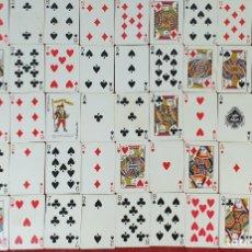Barajas de cartas: JUEGO DE CARTAS 52 NAIPES. BRITIHS HON KONG. AVES AUSTRALIANAS. AÑOS 50.. Lote 177773207
