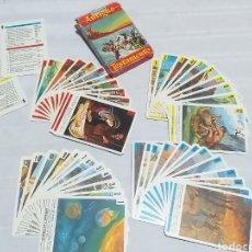 Barajas de cartas: BARAJA DE CARTAS FOURNIER ANTIGUO TESTAMENTO COMPLETA. Lote 177833484