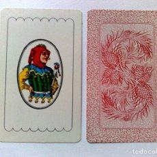 Barajas de cartas: JOKER-COMODIN DE BARAJA DE CARTAS.. Lote 177864350