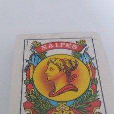 Barajas de cartas: NAIPES COMAS - JUEGO DE CARTAS SALOU - NUEVA PRECINTADA.. Lote 177970540