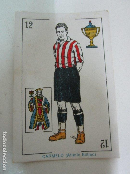 Barajas de cartas: Antigua Baraja de Futbol - Cromos de Chocolates A. Amatller - 48 Cartas, Completa - Años 20-30 - Foto 13 - 178209721