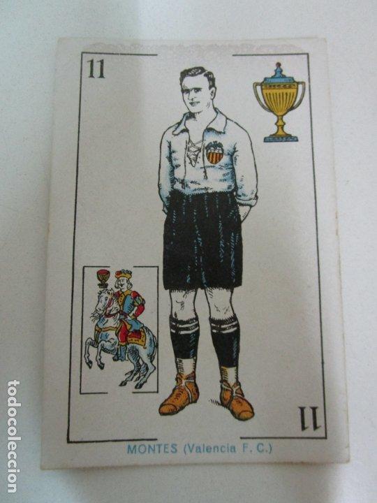 Barajas de cartas: Antigua Baraja de Futbol - Cromos de Chocolates A. Amatller - 48 Cartas, Completa - Años 20-30 - Foto 14 - 178209721