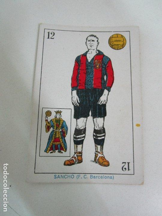 Barajas de cartas: Antigua Baraja de Futbol - Cromos de Chocolates A. Amatller - 48 Cartas, Completa - Años 20-30 - Foto 20 - 178209721