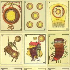 Barajas de cartas: BARAJA TAURINA. Lote 178232596