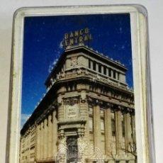 Barajas de cartas: BARAJA ESPAÑOLA - FOURNIER, BANCO CENTRAL - 39 CARTAS. Lote 178729767