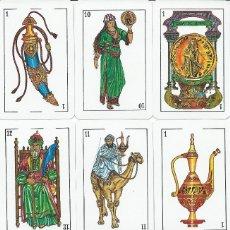 Baralhos de cartas: BARAJA ESPAÑOLA DE LAS CIVILIZACIONES-AÑOS 90. Lote 229382240