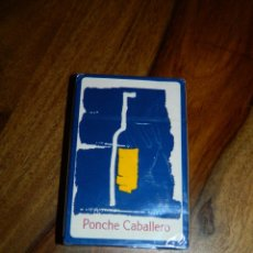 Barajas de cartas: FOURNIER PONCHE CABALLERO BARAJA DE CARTAS. Lote 178893142