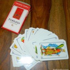 Barajas de cartas: FOURNIER FORTUNA BARAJA DE CARTAS. Lote 178893401