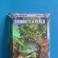 Barajas de cartas: BARAJA CARTAS POKEMON DIAMANTE PERLA. Lote 178966996