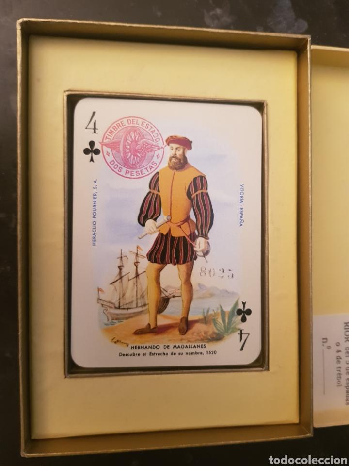 BARAJA HISTORICA DESCUBRIDORES Y COLONIZADORES DE AMERICA 1958 (Juguetes y Juegos - Cartas y Naipes - Barajas de Póker)