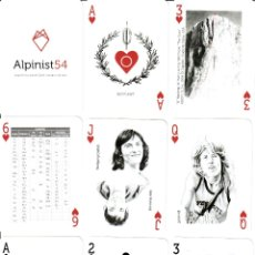 Barajas de cartas: BARAJA DE POKER ALPINISTA. Lote 179042410