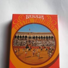 Barajas de cartas: HERACLIO FOURNIER FIESTA TAURINA. Lote 179084687