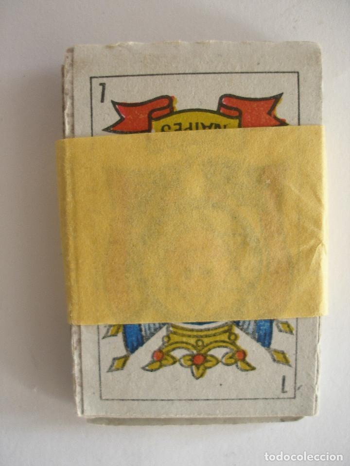 NAIPES MINI BARAJA KIOSKO AÑOS 60 - 70 , COMPLETA SIN USO (Juguetes y Juegos - Cartas y Naipes - Barajas Infantiles)
