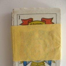 Jeux de cartes: NAIPES MINI BARAJA KIOSKO AÑOS 60 - 70 , COMPLETA SIN USO. Lote 63099738