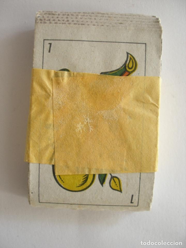 Barajas de cartas: Naipes mini baraja kiosko años 60 - 70 , completa sin uso - Foto 2 - 269572628