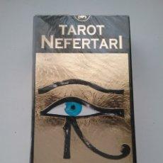 Barajas de cartas: TAROT NEFERTARI 78 CARTAS.. Lote 179174201