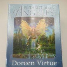 Barajas de cartas: EL TAROT DE LOS ANGELES DE DOREEN VIRTUE.. Lote 179175673