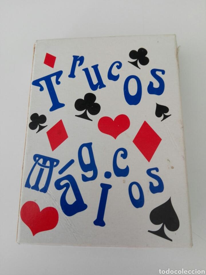 Barajas de cartas: Baraja de cartas trucos magicos.Kids Club.Burger King - Foto 2 - 179195657