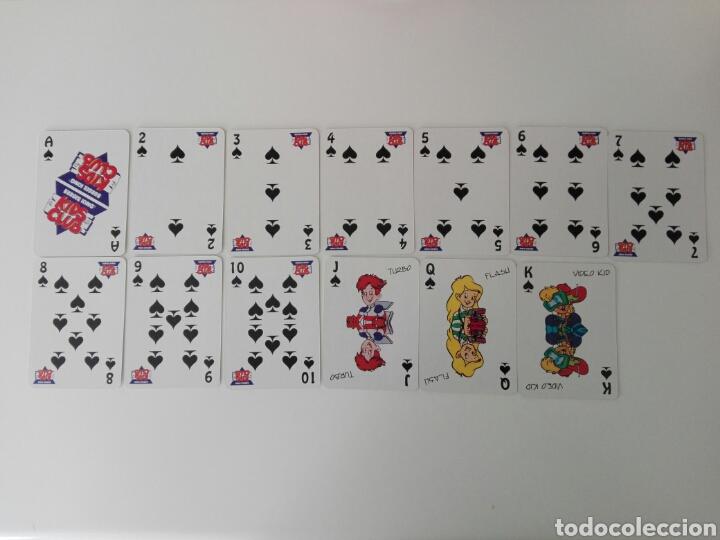 Barajas de cartas: Baraja de cartas trucos magicos.Kids Club.Burger King - Foto 4 - 179195657