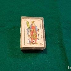 Barajas de cartas: BARAJA ESPAÑOLA TAMAÑO PEQUEÑO (COMPLETA). Lote 179196557