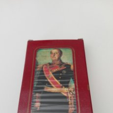 Barajas de cartas: BARAJA DE NAIPES ESPAÑOLA FRANCISCO FRANCO. Lote 179199800