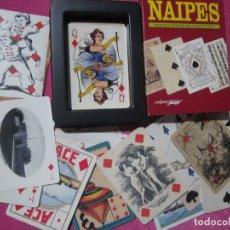 Barajas de cartas: BARAJA POKER DE COLECCION 54 CARTAS EDICION LIMITADA. Lote 179202411