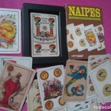 Barajas de cartas: BARAJA ESPAÑOLA DE COLECCION 50 CARTAS EDICION LIMITADA. Lote 179202596