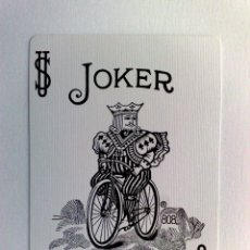 Barajas de cartas: JOKER-COMODIN DE BARAJA DE CARTAS.. Lote 179375062