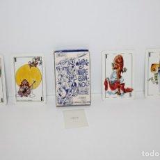 Barajas de cartas: BARAJA DE CARTAS MINGOTE PUBLICIDAD CAJA DE AHORROS CONFEDERADAS Nº3. Lote 179543350