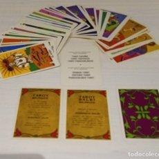 Barajas de cartas: CTC - ***DESPIECE*** TAROT BALBI 1975 - FOURNIER - CONSULTE SIN COMPROMISO SI TENGO SU CARTA SUELTA. Lote 179559258
