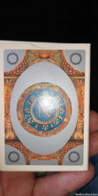 Barajas de cartas: Baraja de cartas de póker francesas napoleónicas, la Grande Armee - Foto 3 - 179958028