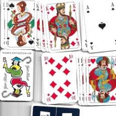 Barajas de cartas: BONITA BARAJA ALEMANA PERFECTO ESTADO. Lote 180026462