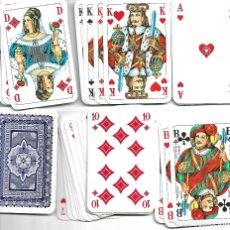 Barajas de cartas: BONITA BARAJA ALEMANA PERFECTO ESTADO. Lote 180026811