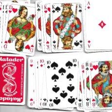 Barajas de cartas: BONITA BARAJA ALEMANA PERFECTO ESTADO. Lote 180027000