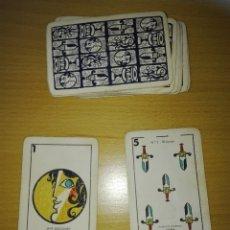 Barajas de cartas: BARAJA DIBUJADA POR MINGOTE, MYR EDICIONES, MADRID 1969, ENVÍO GRATIS, TIMBRE VERDE. Lote 180127132