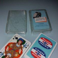 Barajas de cartas: BARAJA FIRESTONE PHOENIX 32 CARTAS. Lote 180176488