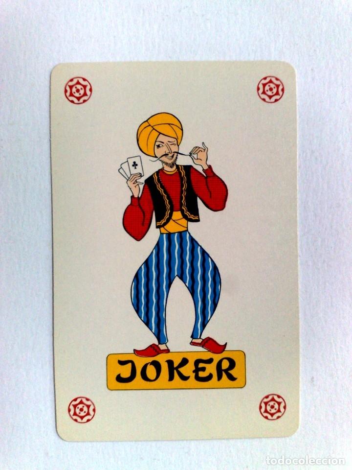 JOKER-COMODIN DE BARAJA DE CARTAS (Juguetes y Juegos - Cartas y Naipes - Otras Barajas)