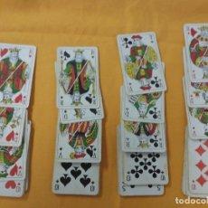 Barajas de cartas: ANTIGUA BARAJA POKER COMPLETA . Lote 180241012
