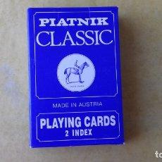 Barajas de cartas: BARAJA DE CARTAS. PIATNIK CLASSIC. AUSTRIA. NO.130051.. Lote 180278807