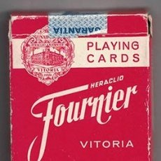 Barajas de cartas: BARAJA DE CARTAS FOURNIER DE POKER 26 - BARAJACARTAS-235. Lote 180852568