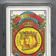 Barajas de cartas: BARAJA DE CARTAS MAESTROS NAIPEROS AZAHAR. 40 CARTAS - BARAJACARTAS-236. Lote 180852950