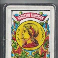 Barajas de cartas: BARAJA DE CARTAS HERACLIO FOURNIER - BARAJACARTAS-237. Lote 180853242