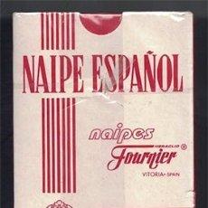 Barajas de cartas: BARAJA DE CARTAS HERACLIO FOURNIER NAIPE ESPAÑOL - BARAJACARTAS-238. Lote 180853392