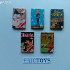 Barajas de cartas: LOTE 5 BARAJAS FOURNIER - NUEVA PRECINTADA!!! - ERICTOYS. Lote 180871045