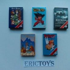 Barajas de cartas: LOTE 5 BARAJAS FOURNIER - NUEVA PRECINTADA!!! - ERICTOYS. Lote 180872027