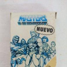 Barajas de cartas: JUEGO DE CARTAS/BARAJAS FOURNIER/MASTERS DEL UNIVERSO/NUEVAS¡¡¡¡¡¡¡¡.. Lote 180946056