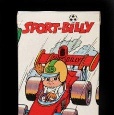 Baralhos de cartas: SPORT-BILLY (32 CARTAS) - NAIPES INFANTILES FOURNIER - CAJA IMPECABLE, A ESTRENAR. Lote 180972133